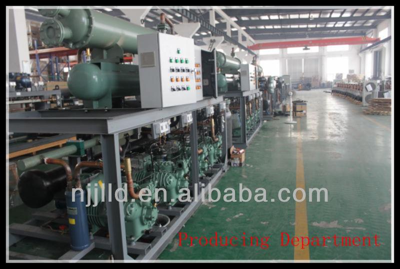 Water cooler Industrial Refrigeration condenser unit