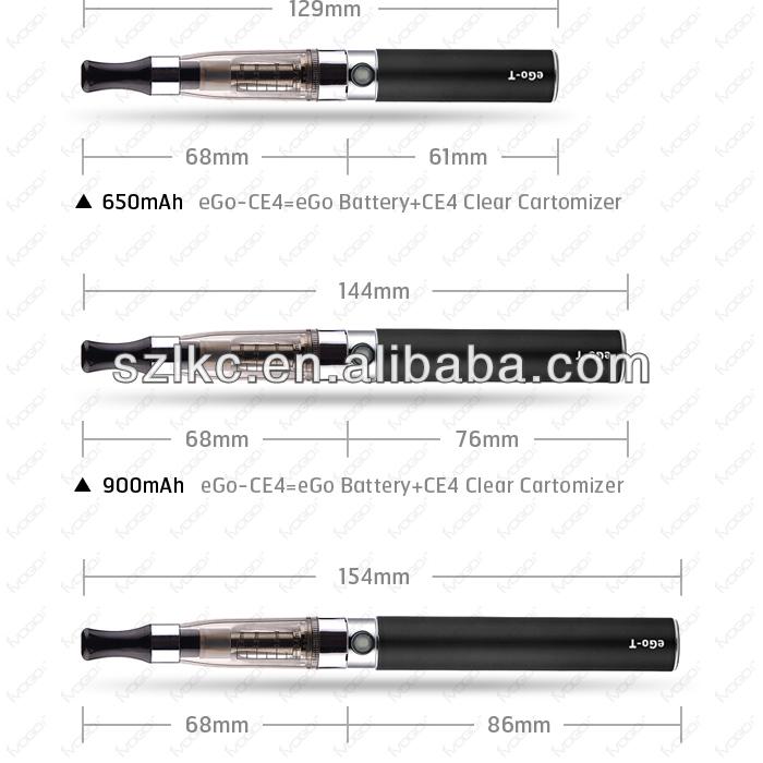 Best selling shenzhen e cigarette 2 900mah ce4 atomizer starter kit for sale