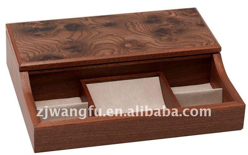 mens wooden valet boxes 2
