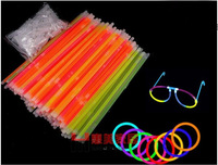 Праздничный атрибут Halloween props christmas wedding celebration ceremony flashing stick fluorescent bracelets, glow sticks, LED toys for party