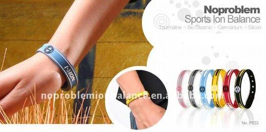 p033 красный турмалин браслет спорта мощности ионного баланса германия