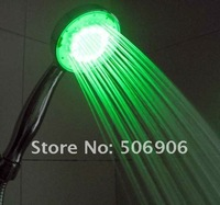 Принадлежности для дома self-powered. LED Temperature Control 3 Color Lights Shower Head -Creative Home