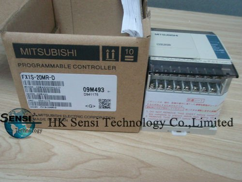 FX1S-20MR-D MITSUBISHI PLC in stock
