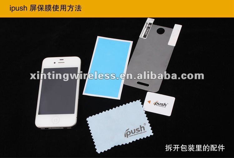 Anti glare screen protector for SAMSUNG GALAXY S III MINI GT-I8190