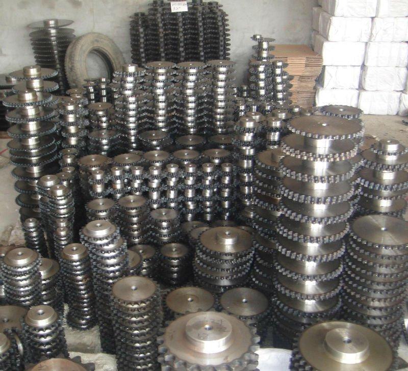 ANSI standard roller chain sprocket