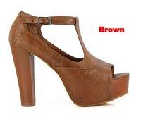 Женские сандалии 2012 new hot sale fashion women high heel Sandals, dress sandal for women, shippng