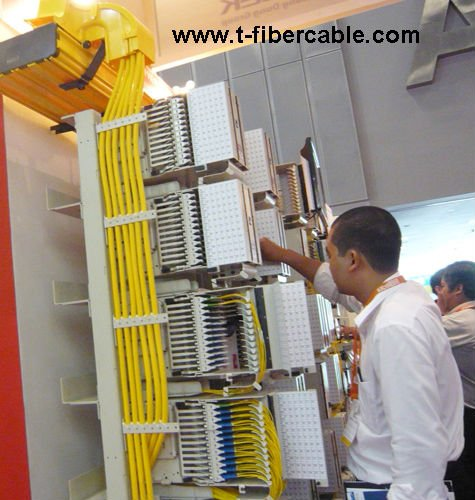 Simplex Fiber Wire for network