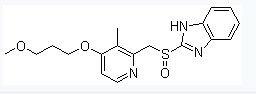 Rebeprazole sodium 117976-90-6