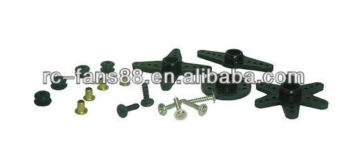 feetech fs9357d trex 450 servo metal gear