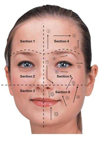 La máscara anti el acné de spivak