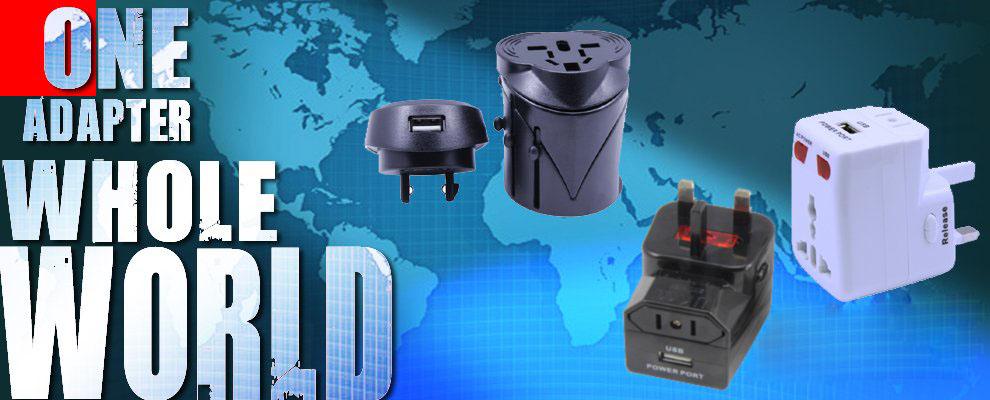 New handy portable international travel plug adapter australia safety