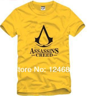 ASSASSINS CREED T-SHIRT yellow.JPG