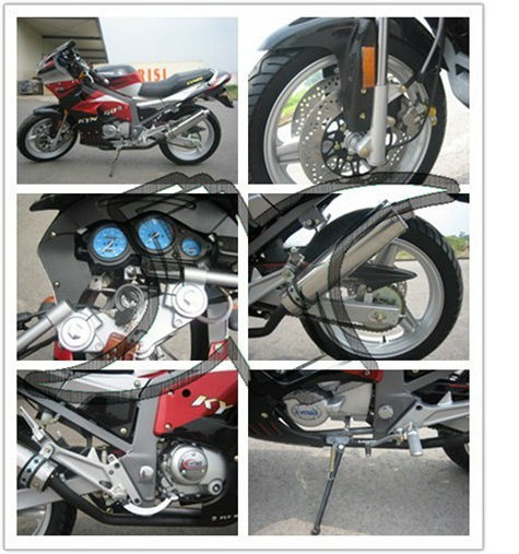 Matte Super 150cc Pocket Bike