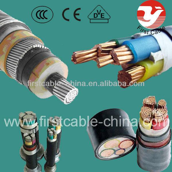 XLPE Cable 25mm 35mm 50mm 70mm 95mm 120mm 150mm 185mm 240mm 400mm 500mm
