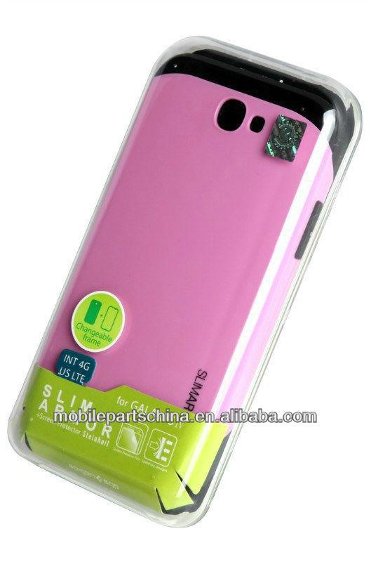 Galaxy Note2 SGP SPIGEN Cover