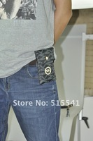 2012 new sport mobile phone bags leisure MK music leisure Free shipping