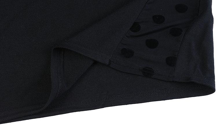 mulheres plus size vestidos baratos nova moda 2014 europeus as fotos do vintage de renda sexy manga longa patchwork na altura do joelho vestido de lápis # 35272416 Produto # 5