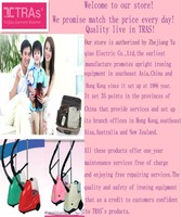 Hot sell ! high quality TRAS Elegant type Dual Temperature  garment steamer,clothes steamer,steam iron
