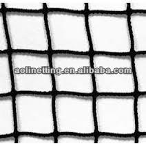 Baseball batting cage net