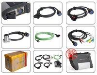 Оборудование для диагностики авто и мото Professional Auto diagnostic tool Suport 20 languages NEW MB Star C4 MB SD connect compact 4 with WIFI