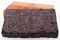 Yunnan Pu'er Brick tea, 5 years Dry storage tea, Cooked tea, Raw materials in 2006 to compressed, 250g