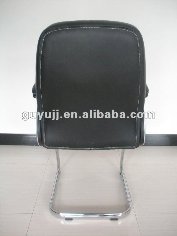 Y-2865C moderni modni črni naslonski pisarniški stol / nizki naslonjalni štab