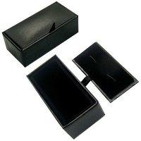 Classic Brand New Pair of Cufflinks Cuff Links Skeleton head Silver Gift Box C079