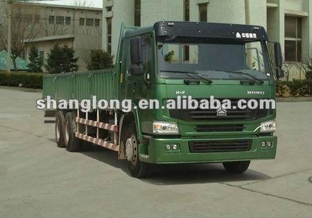 Sinotruck Howo 6x4 Box Truck