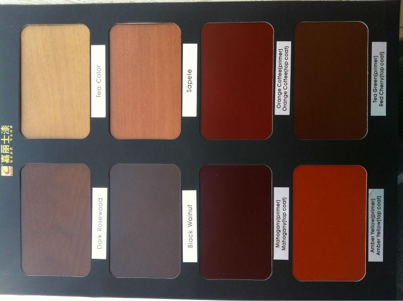 Maydos nitrocelulose cores laca madeira stain para verniz - Que pintura utilizar para madera ...