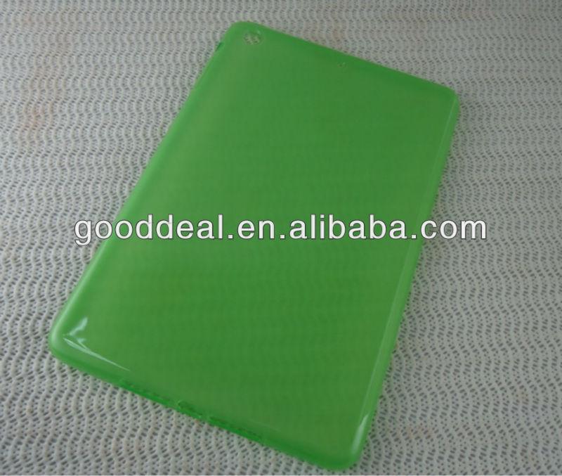 TPU Gel Soft Jelly Cover Case for New iPad mini