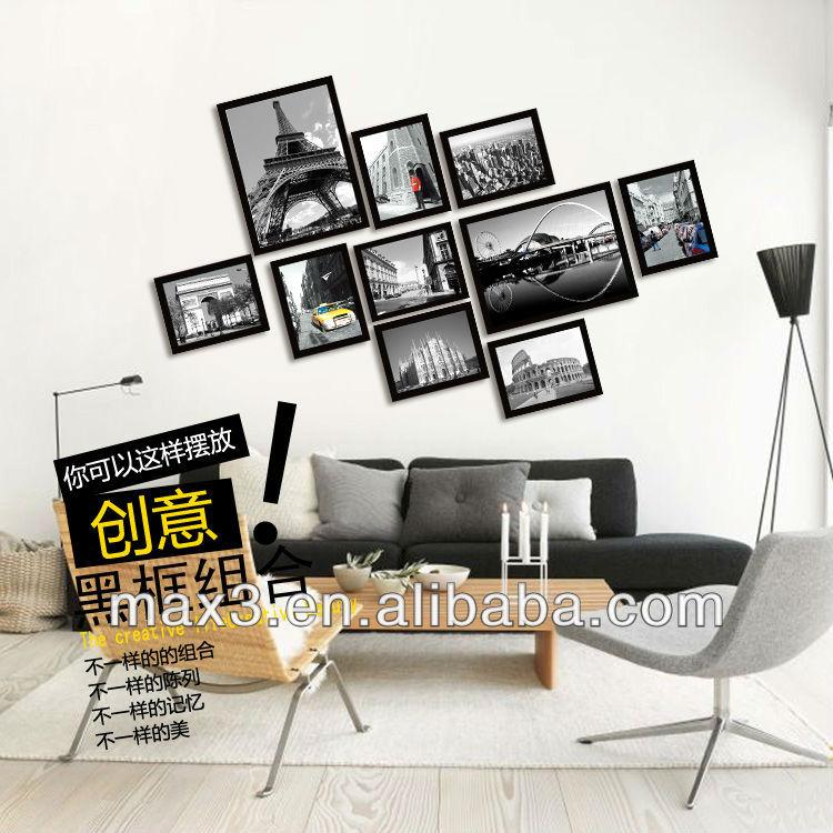 새로운 아름다운 벽 장식 거실-선물 세트 -상품 ID:60034801932-korean ...