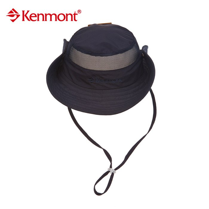 FREE shipping cowboy flat -top  bucket cap km-0418