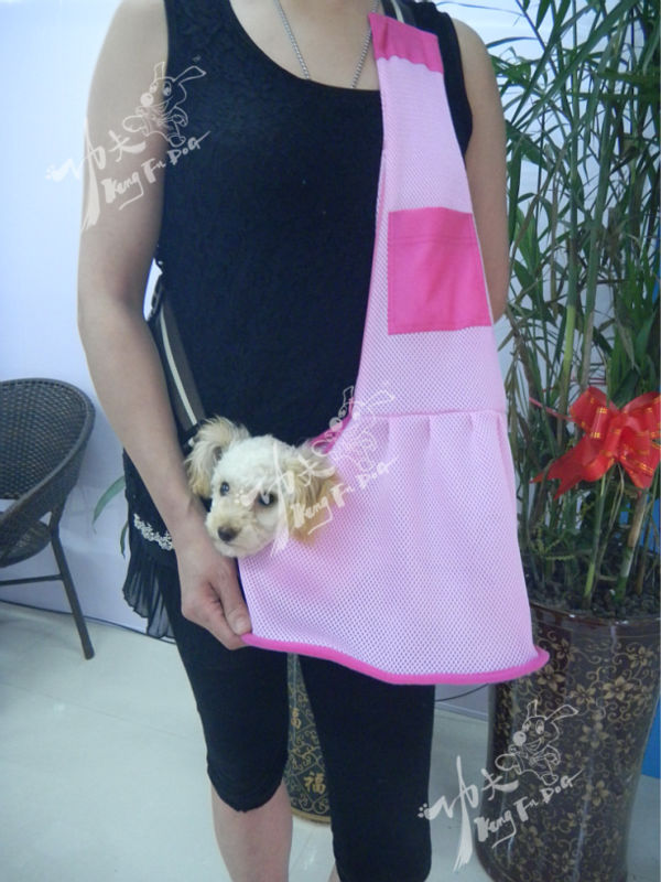 Deluxe Black Summer style sling dog-carrier bags Pet product