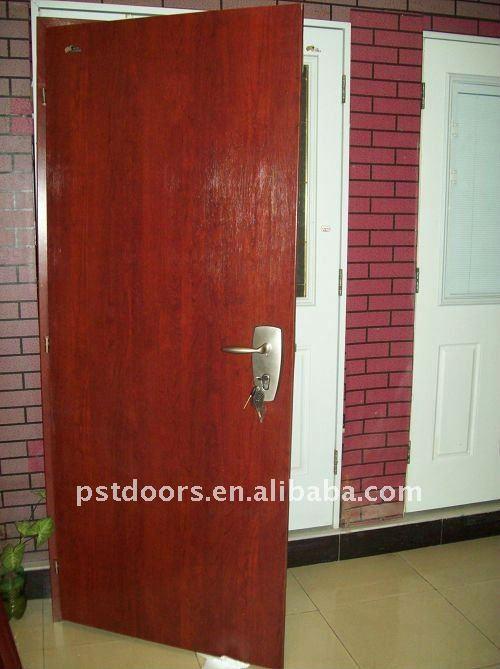 Flush Design Exterior Israel Security Anti Theft Door Buy Made In China 201