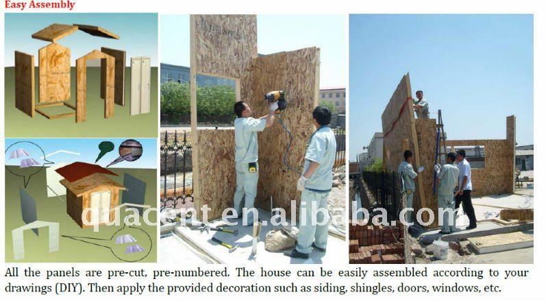 Modular housing -- 3054