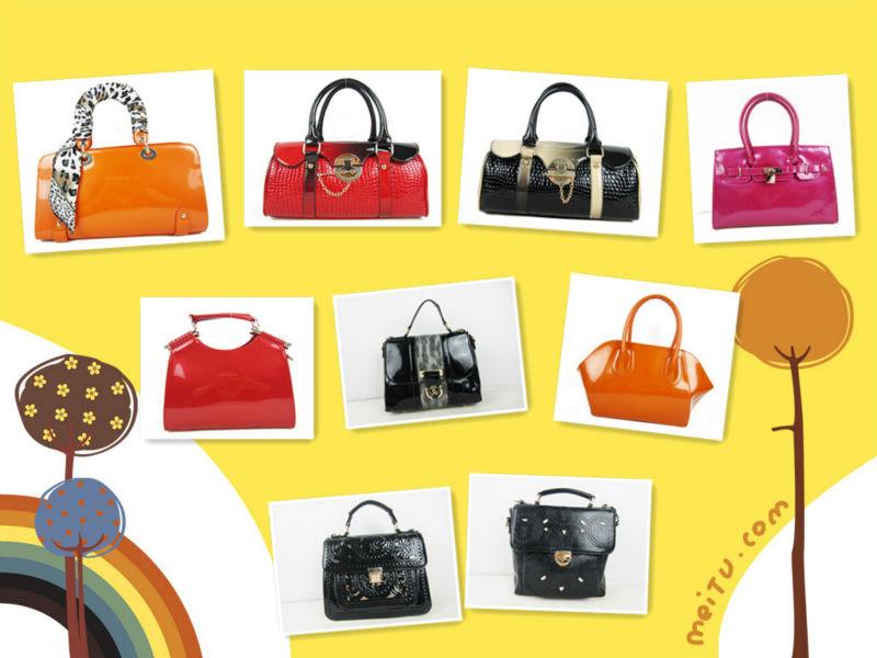 New Lady Korean Hobo PU Tassel Leather Handbag Shoulder Bag Large Capacity