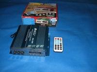 Аудио усилитель Rite 200 4/u FM 12V MA200