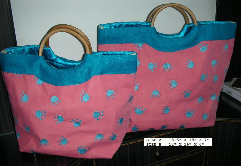 Velvet Gift Bag India