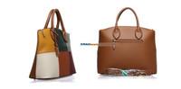 Маленькая сумочка Fashion OPPO Brand Women Handbag Cowhide Genuine Leather New Luxury Bag Woman Shoulder Retro Messenger Bag B303