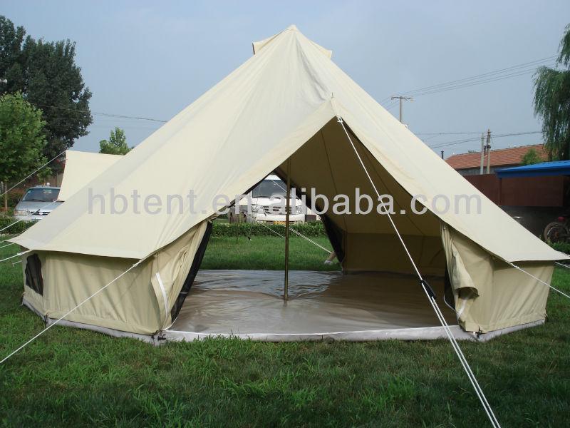 5m bell tent canvas bell tent paraplu tent in bell tentwater proofde maat we kunnen doen het - Tent paraplu ...