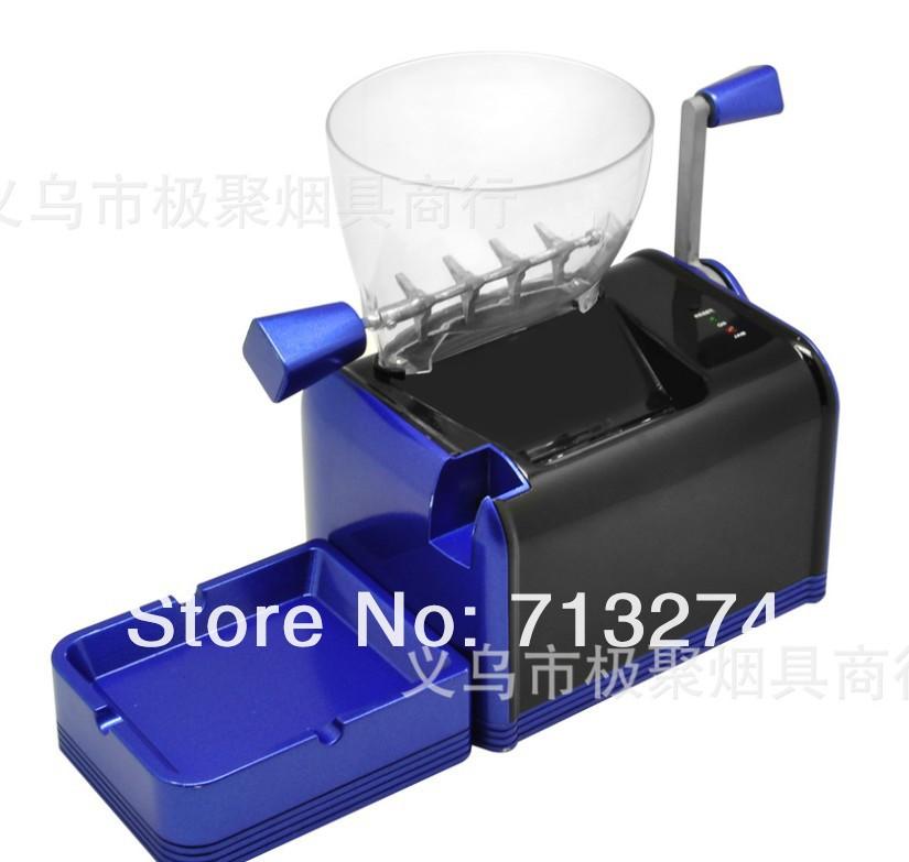 automatic blunt roller machine