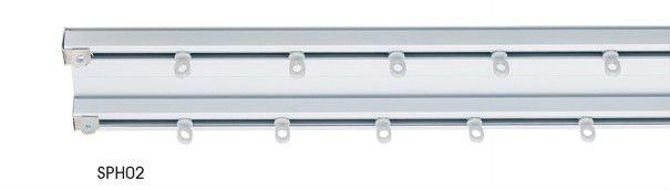 come si monta il perlinato a soffitto : Angolo universale tenda traccia/alluminio binario a soffitto-Polacchi ...