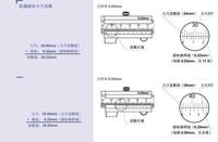 Штангенциркуль датчика из нержавеющей стали штангенциркуль 0-300 мм