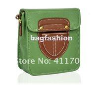Корейский стиль ретро сумка щит шаблон кожаная сумка сумочка пересекают тело сумки женщин 4 цвета 7180