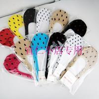 Женские короткие носочки TS 3 /100% X 1376