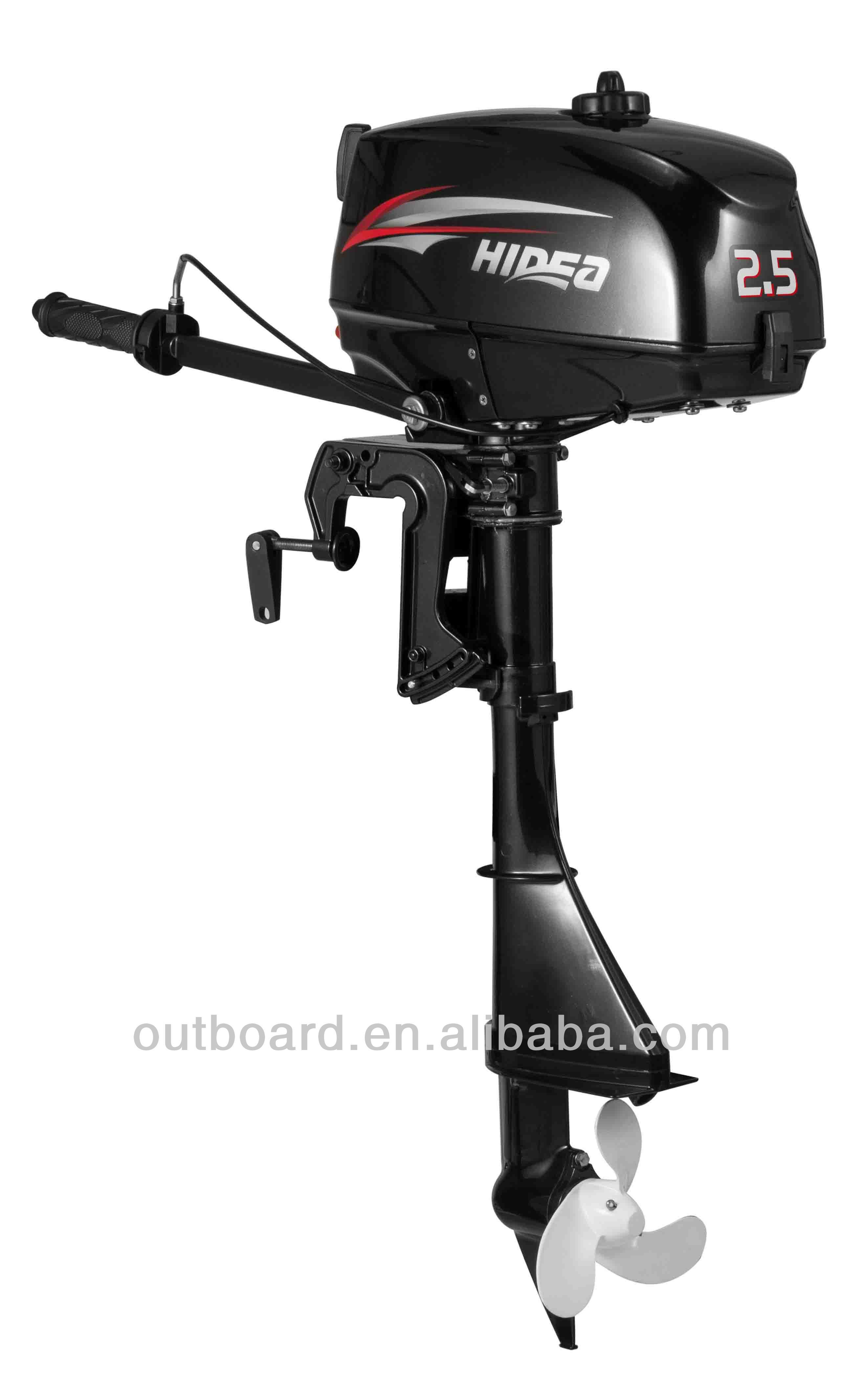 Hidea brand 2 stroke boat motor outboard motor buy Two stroke outboard motors