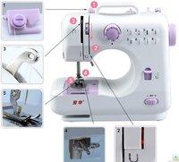 Швейная машина + 20 1200 ma 6V 505