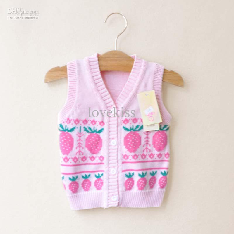 Baby Boy Sweater Vest Knitting Pattern : Vest Unisex Cotton Boy And Girl V Neck Sweater Vest ...