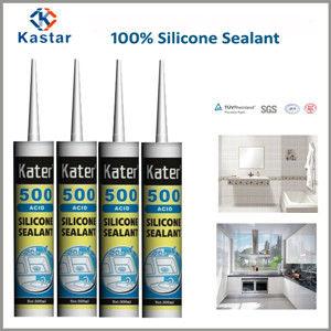 280ml acetic silicone sealant