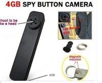 Мини камкордер Tiny Hidden Button Camera DVR HD 640P AVI Audio Mic 30 FPS Secret Mini Camcorder Wireless Video Recorder 4GB MP900